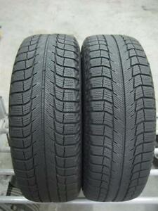 215/65R16, MICHELIN X-ICE, winter tires