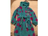 Kids Disney Sulley (Monster's Inc) dressing gown