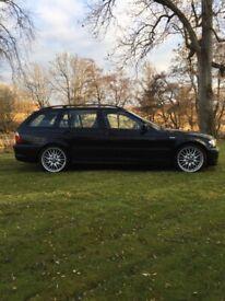 image for BMW, 3 SERIES, Saloon, 2001, Manual, 2926 (cc), 4 doors