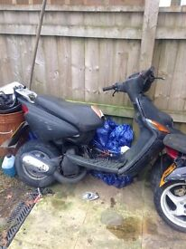Spares and repair moterbike