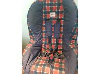 Car baby toddler seat