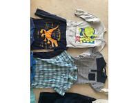 Bundle of boys clothes 5-6 yrs