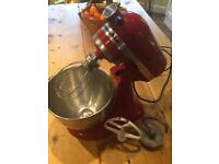 Artisan kitchen aid mixer