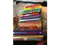 14 x Jacqueline Wilson books