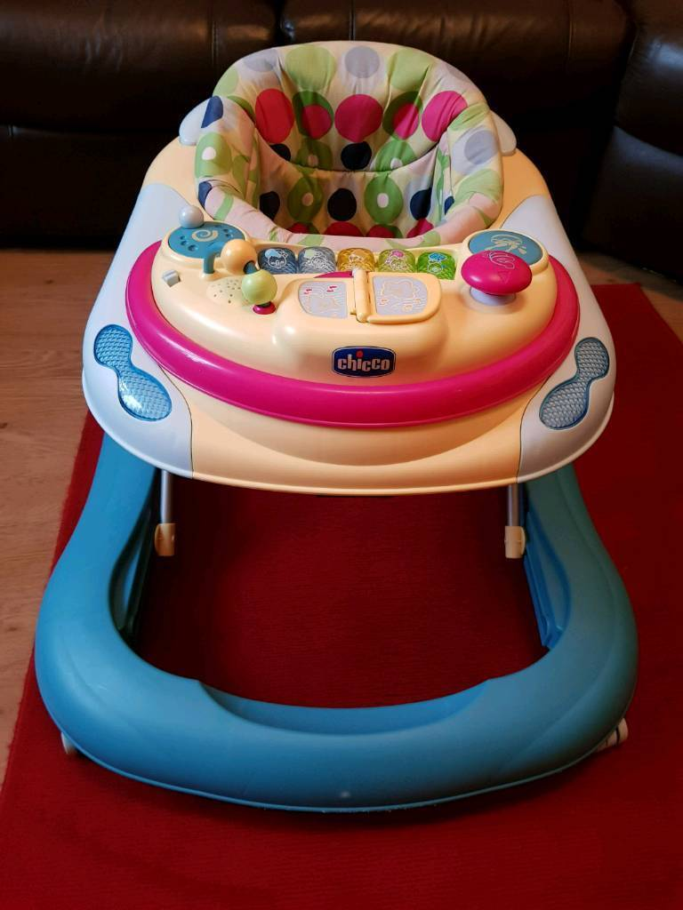 Chicco baby walker for sale