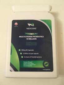 BNIB. NEOCORE. PREMIUM MULTI-STRAIN PROBIOTICS (10BILLION).