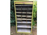 Free to Uplift Metal Storage Cabinet