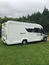 Excellent condition Swift Bolero 684FB with low mileage and FSH. One owner - non smokers, no pets.