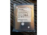 Toshiba MQ01ABF050 500GB SATA 3.0 GB/s 5400RPM 2.5 Inch 7mm Internal Hard Drive