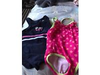 Age 3-4 girls swimming costume