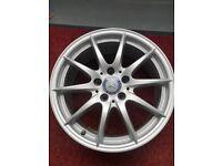 Mercedes 17 inch Ronal 5x112 Alloy Wheels
