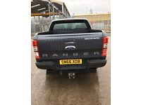 Ford ranger wiled track pickup 66 plate