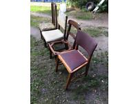 Dining chairs ideal project