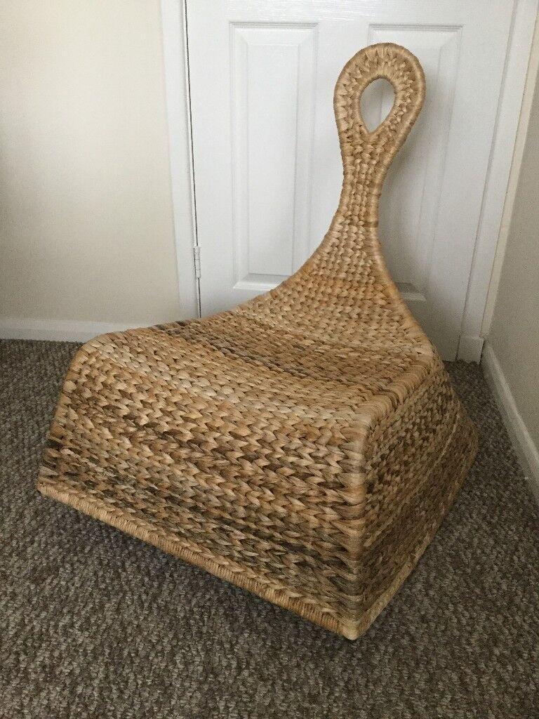 Chair Ikea Rocking Wicker Rocking Chair In Stoke On Trent