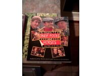 COMPLETE A TO Z OF ONLY FOOLS AND HORSES (signed by 10 stars at convention )