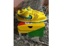 Nike SB Dunks Grateful Deads 9.5UK
