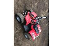 Razor 24v Dirt quad bike.