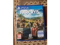 Far cry 5 ps4 game for sale