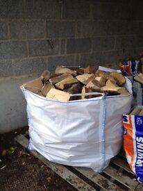 Hardwood firewood £50