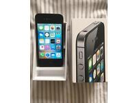 iPhone 4S Unlocked black Very good condition