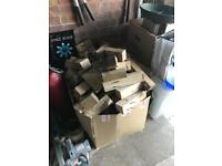 Free of Charge - Large box of wood (with nails)