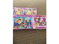 Disney princess jigsaws