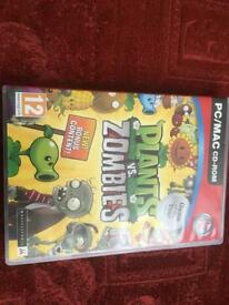 Plants vs zombies for the personal computer