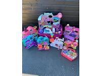 LPS Littlest Pet Shop Bundle 50+ items