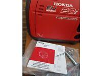 Honda eu20i generator for sale