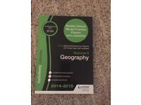 National 5 geography specimen papers SQA