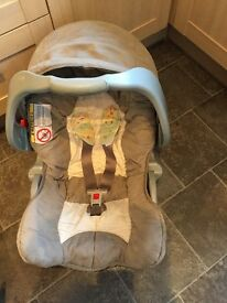 Graco Newborn Car Seat & Base