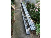 Heavy Duty 3 Way Combination Ladder - 3m - 7m Length