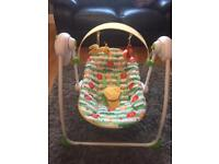 Mothercare Musical Swing