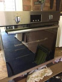 Hot point intergrated oven