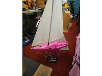 Fairwind Radio controlled Yacht