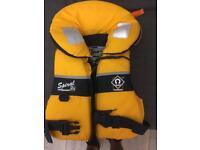 Crewsaver childs buoyancy aid (life jacket)