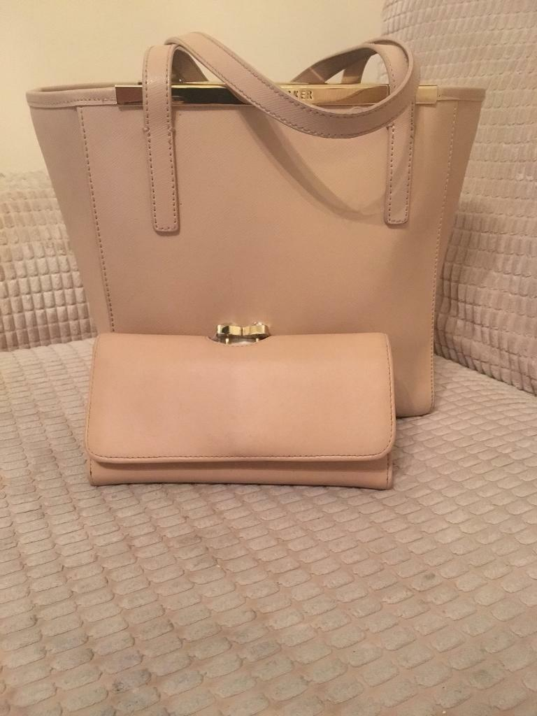 Ted baker bag and outse