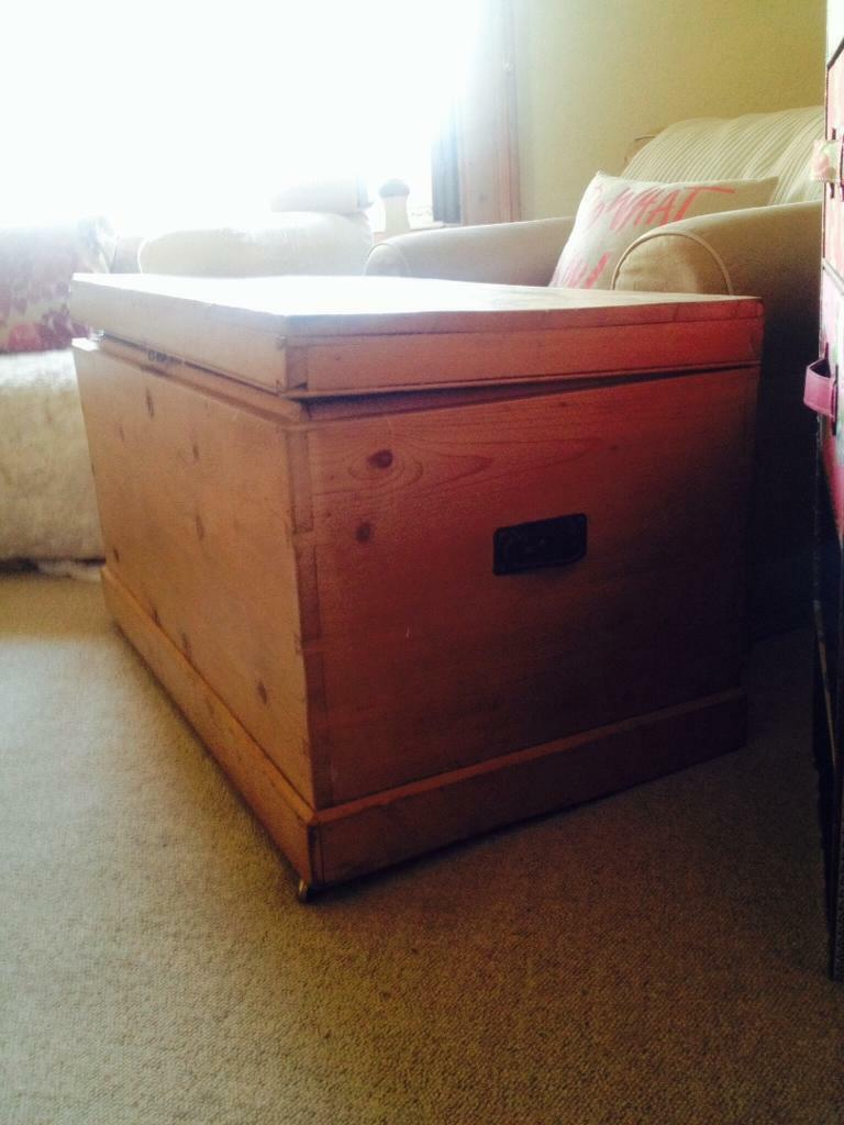 Coffee Storage Chest Mirrored Table Fabric Covered Chest Of Drawers In Sciennes Edinburgh