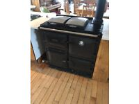 Gas rayburn for parts free to collector