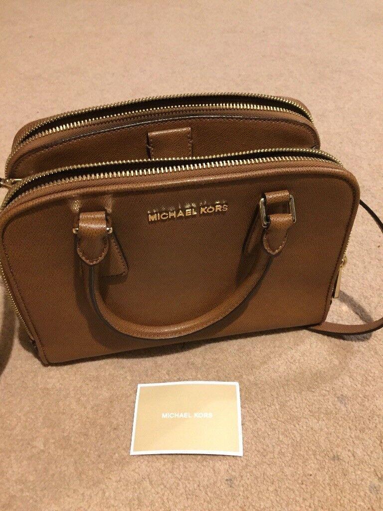 Genuine Michael Kors handbag literally new