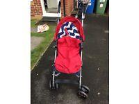 Mamas & Papas stroller