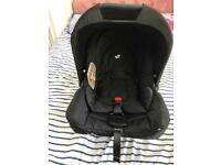 Joie infant car seat