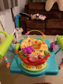Fisher Price Step N Play Jumperoo