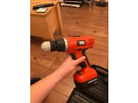 Black and decker impact driver 12V