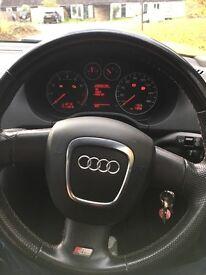 Audi A3 Quattro 2.0tfsi