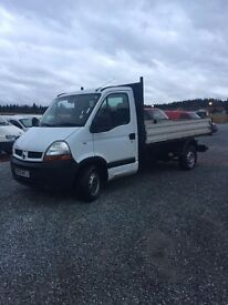 for sale this renault master tipper dci 100 mwb