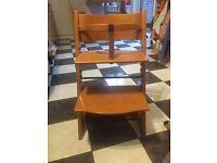 Stokke Trip Trap chair -