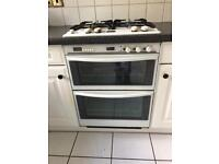 Free double oven