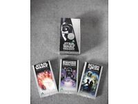 STAR WARS TRILOGY SPECIAL EDITION VHS VIDEO BOX SET