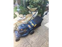 Macallister 5.5hp self drive petrol lawnmower
